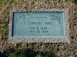 F Dwight Bass