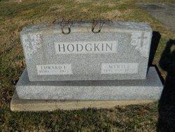 Myrtle <I>Stewart</I> Hodgkin
