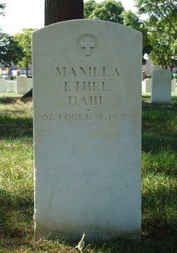 Manilla Ethel Dahl