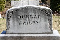 Myrtle Bell <I>Dunbar</I> Bailey