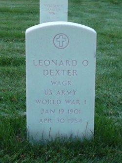 Leonard O Dexter