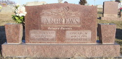 Edgar W Andrews