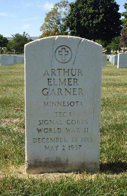 Arthur Elmer Garner