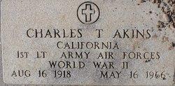 Charles Thomas Akins, Sr