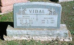 Josephine Trapnell <I>Vidal</I> Vidal