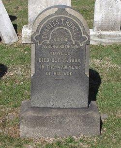 Charles T Howell