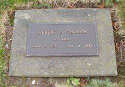Albert Benson Church