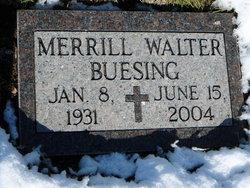 Merrill Walter Buesing