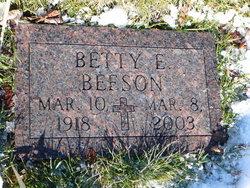Betty E. Beeson