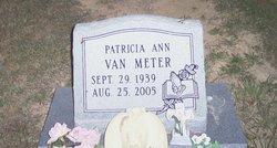 "Patricia Ann ""Pat"" <I>Ours</I> Van Meter"