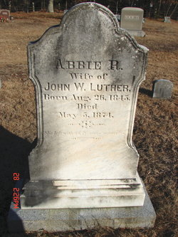 Abbie R. Luther