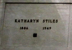 Katharyn <I>Monster</I> Stiles
