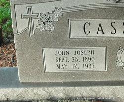 John Joseph Cassidy, Sr