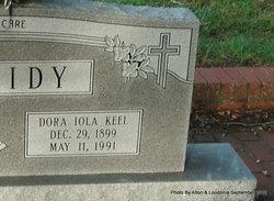 Dora Iola <I>Keel</I> Cassidy