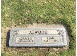 Emma <I>Baylor</I> Atwood