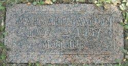 Margaret <I>Danielson</I> Avron