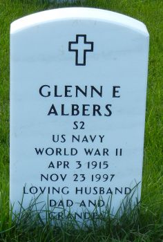 Glenn Edward Albers