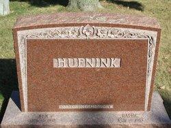 """Benjamin J """"Ben"""" Huenink"""