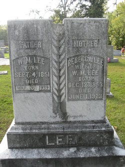 William Mathew Lee