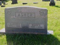 Charles Eugene Asher