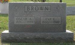 Eva E. <I>Mattingly</I> Brown