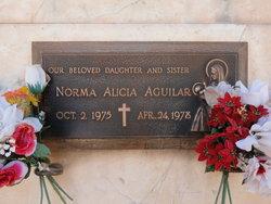 Norma Alicia Aguilar