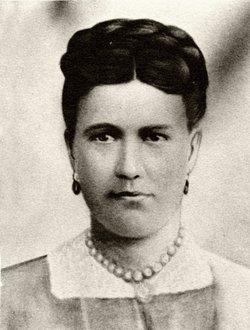 Martha A. <I>George</I> George