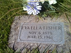 Eva Ella <I>Pottle</I> Fisher