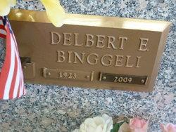 Delbert E Binggeli