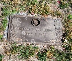 """Theodore Oliver """"Ted"""" Billings"""