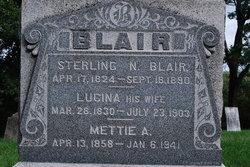 Lucina Blair