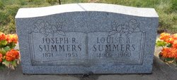 Joseph Richard Summers, Sr