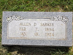 Allen Dee Barker