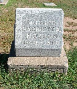 Harriett A. Morgan