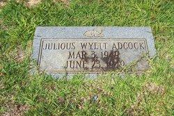 Julious Wyett Adcock