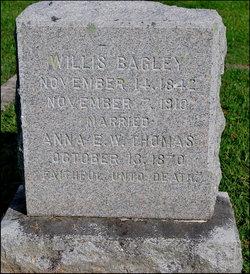 Willis Bagley