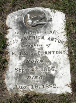 Susan America Antony