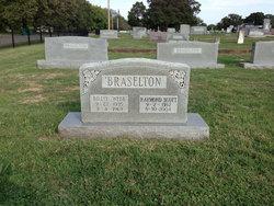 Billye Carol <I>Webb</I> Braselton