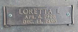 Loretta I <I>Poertner</I> Floyd