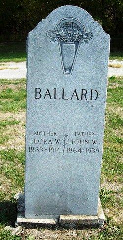 Leora W Ballard