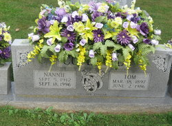 Nannie <I>York</I> Copeland