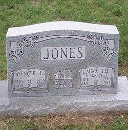 Laura Lee <I>Lawrence</I> Jones