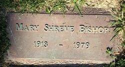 Mary Fairfax <I>Shreve</I> Bishop