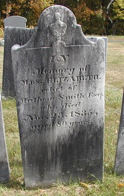 Elizabeth <I>Percival</I> Gates/Smith