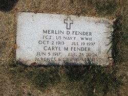 Merlin Donald Fender