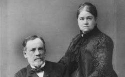 Marie <I>Laurent</I> Pasteur