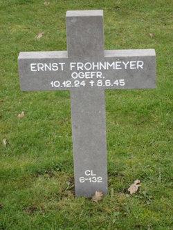 Ernst Frohnmeyer