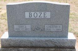 Chester Noah Boze