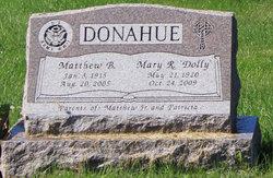 """Mary R. """"Dolly"""" Donahue"""