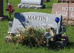 "Charles J. ""Bupp"" Martin"